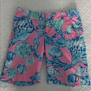 LILLY PULITZER BAREFOOT PRINCESS CHIPPER SHORT 2